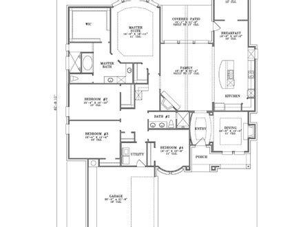 mediterranean house floor plans home mediterranean house