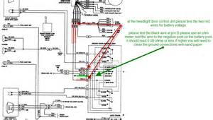 89 c4 corvette lights wiring diagram 89 get free image about wiring diagram