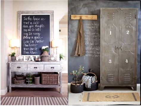 decoracion de entradas las 6 mejores ideas de decoraci 243 n con pizarras para casa