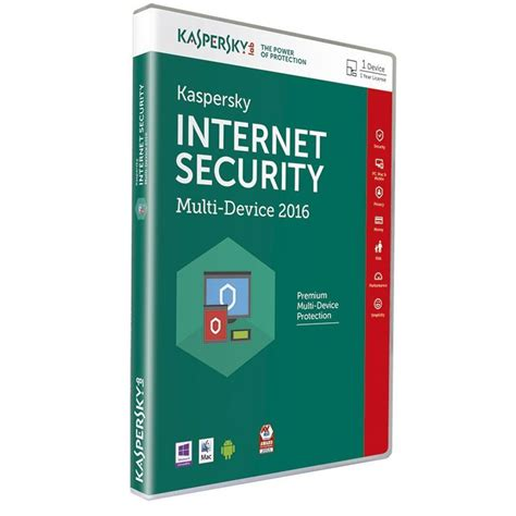 Kaspersky Security Kis 1 User 2016 Kaspersky Security 2016 1 User Licence Key Pc