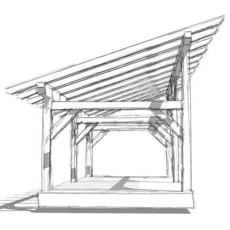 timber frame shed timber frame hq