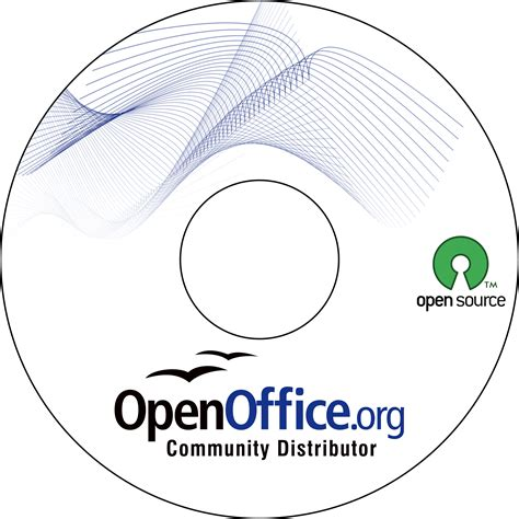 openofficeorg cd art previous versions