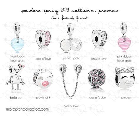 Pandora Spring 2018 collection preview   Mora Pandora