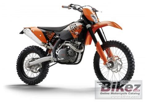 2008 Ktm 530 Exc R Specs 2008 Ktm 530 Exc R Specifications And Pictures