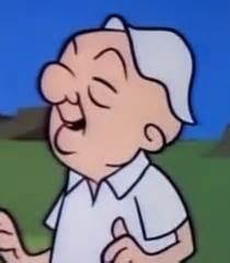 voice of mr. magoo mr. magoo (show) | behind the voice