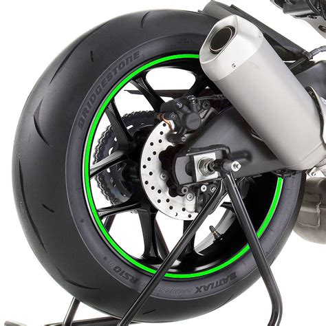Motorrad Felgen Hersteller Deutschland by Motorrad Felgenaufkleber Kawasaki Zx 10r Gr 252 N