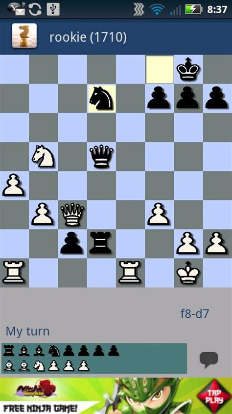 free chess for android chess time android