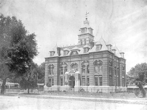 Alachua Court Records Florida Memory Alachua County Courthouse Gainesville
