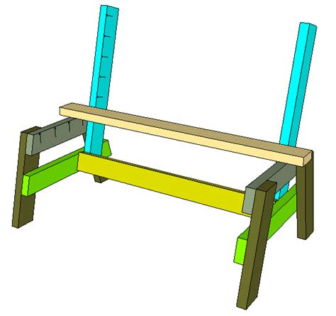 2x4 bench seat plans how to build a comfortable 2 215 4 bench and side table jays