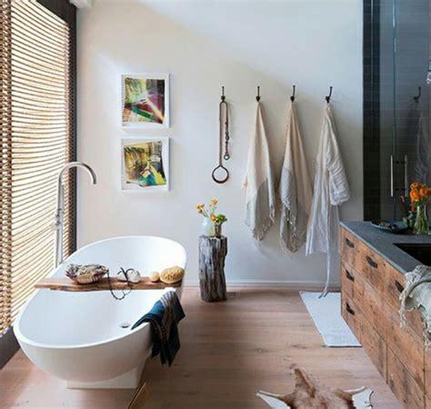 badezimmer deko aus holz bad deko holz