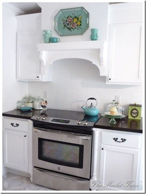 awesome tray and range kitchen ideas