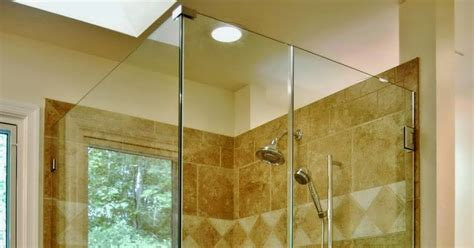 Frameless Shower Doors For Fiberglass Showers by Why Fiberglass Shower Stalls Are The Best Options For Your