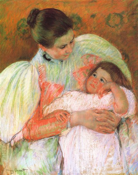 biography of mary cassatt artist nanny wikipedia