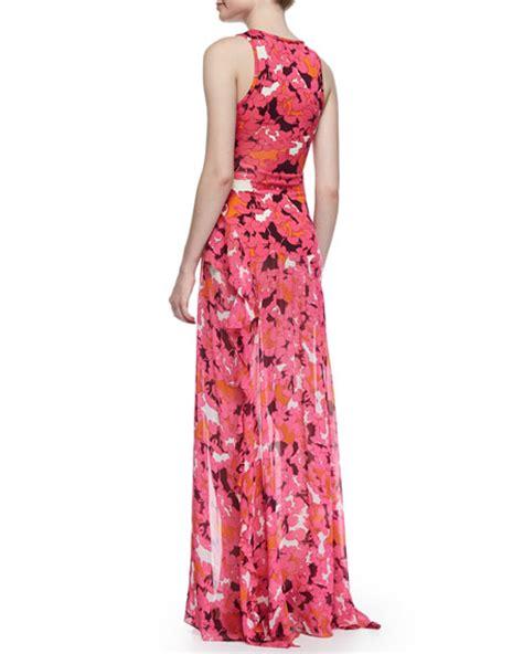 Maxi Dress Devina diane furstenberg davina floral print maxi dress