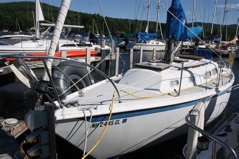 fay s boat yard gilford nh 1977 ericson 29 sail boat for sale www yachtworld