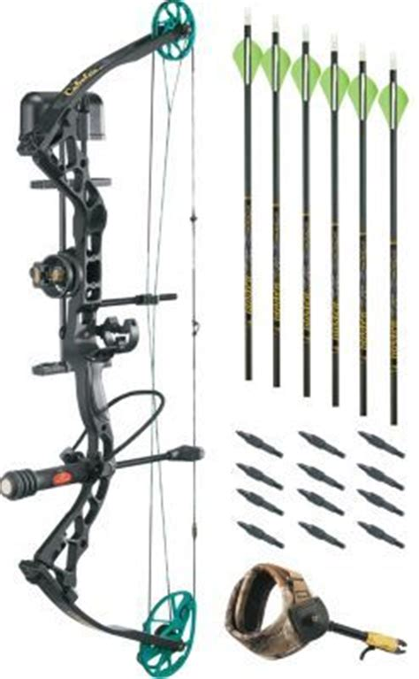 compound bows compound bow kits cabelas cabela s instigator black teal compound bow kit powered b