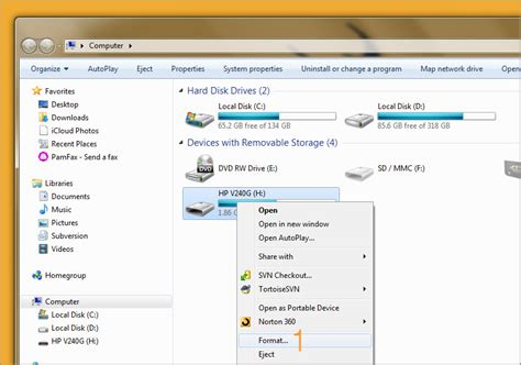 fat32 format a usb drive how to format usb flash memory drive from fat 32 to ntfs