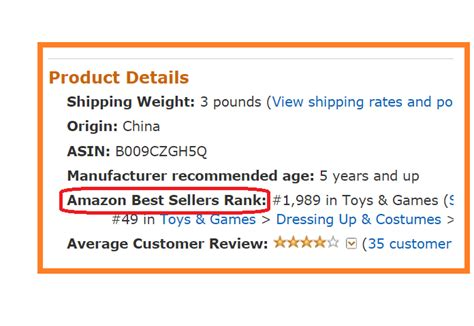 best sell amazon amazon sales rank