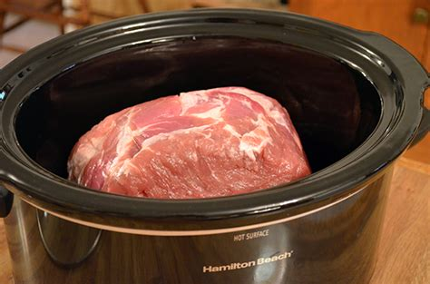 crock pot teriyaki boston butt humorous homemaking