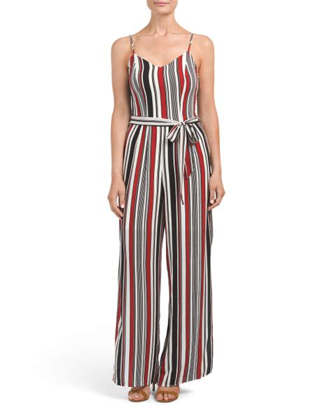 jumpsuit patterns for juniors juniors striped culotte jumpsuit jumpsuits rompers t