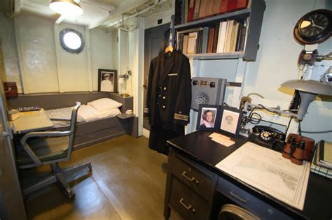 tugboat living quarters captain s state room