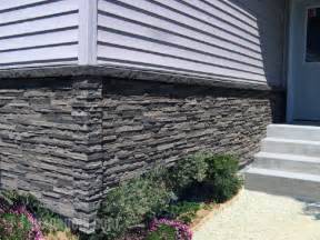 outside basement wall covering easy mobile home foundations creative faux panels