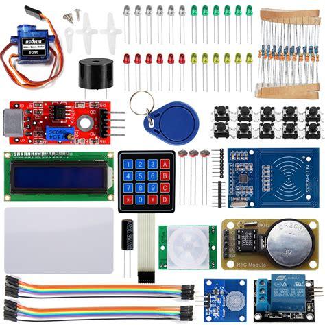 tutorial arduino rfid arduino rfid security diy starter kit 171 osoyoo com
