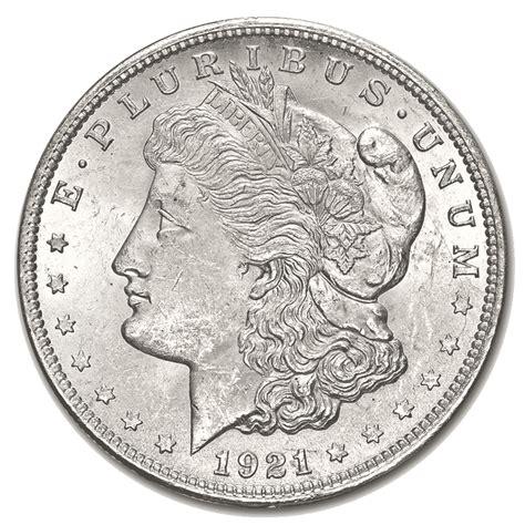 1 dollar silver coin 1921 1 dollar bu 1921 silver coin 26 73g goldsilver