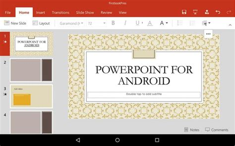 microsoft office 365 for android tablet microsoft office napokon stigao na android tablete m