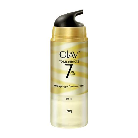 Olay Total Effect Fairness olay total effects anti ageing fairness spf15