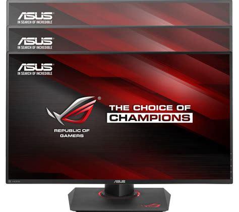 Asus Republic Of Gamers Laptop Hdmi Input asus republic of gamers pg279q hd 27 quot led monitor deals pc world