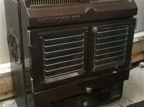 waterford stanley  solid fuel stove   boiler