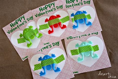 frog valentines card free template printable frog valentines desert chica