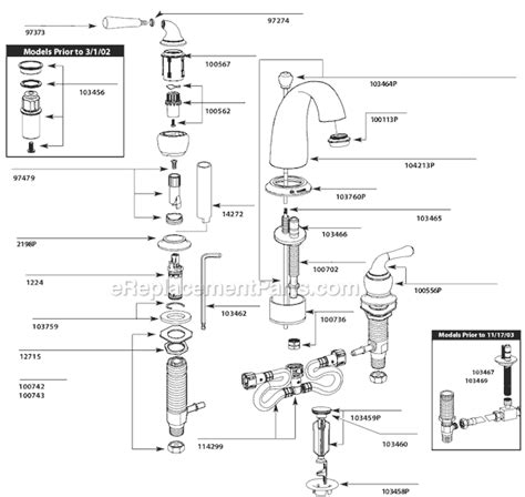 moen bathroom faucet parts diagram kohler shower faucet repair diagram kohler free image about wiring diagram and schematic
