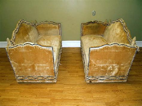 knole sofas a pair by baker for sale antiques