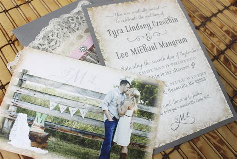 how to make vintage lace wedding invitations top collection of vintage lace wedding invitations
