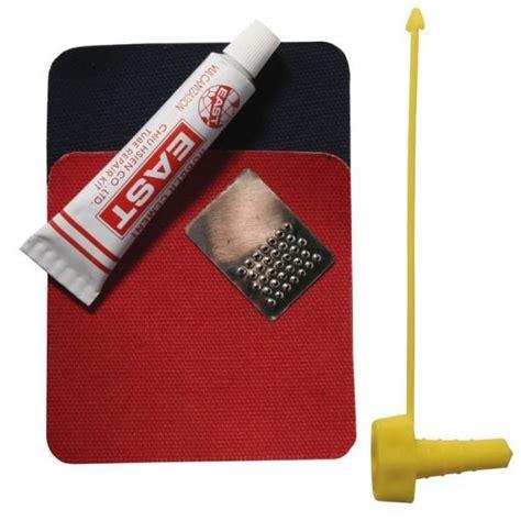 Coleman Mattress Repair Kit by Kookaburra Rubberised Cotton Airbed Repair Kit