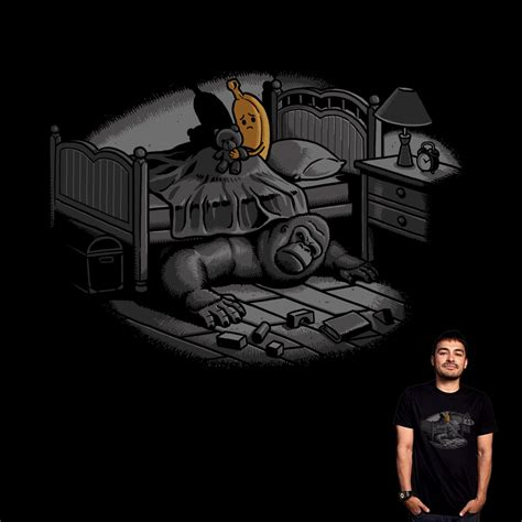 monster under bed score monster under the bed by ben chen on threadless