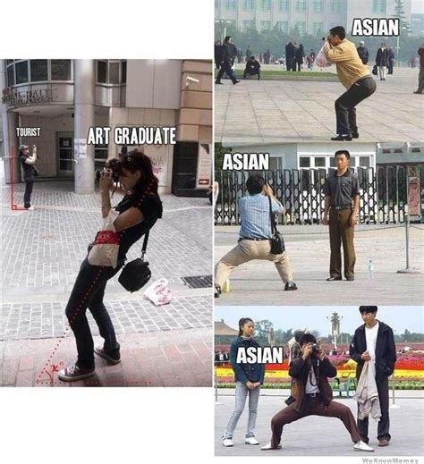 Asian Photographer Meme - photography level asian weknowmemes