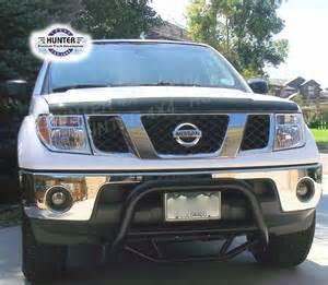 Nissan Frontier Bull Bar 05 08 Nissan Pathfinder Frontier Xterra Bull Bar Guard Ebay