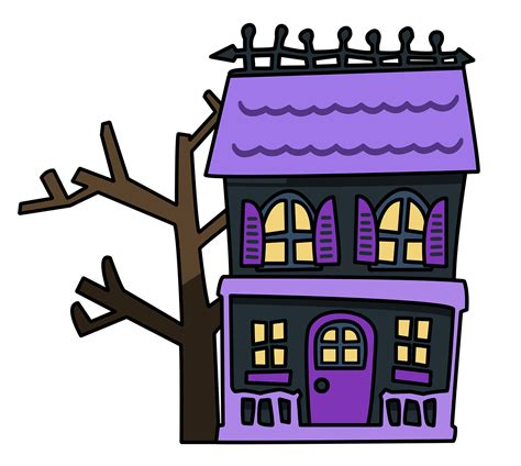 haunted house clipart free to use public domain haunted house clip art