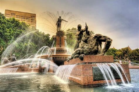 Hyde Park Outdoor Furniture by 13 Beautiful Fountains Around The World