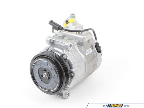 64509175481 genuine bmw air conditioner compressor 64509175481 e65 turner motorsport