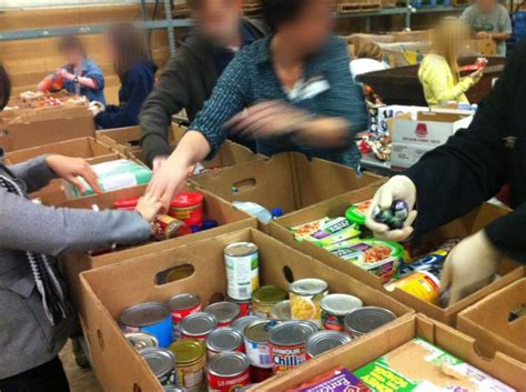 gallery for gt food bank volunteer