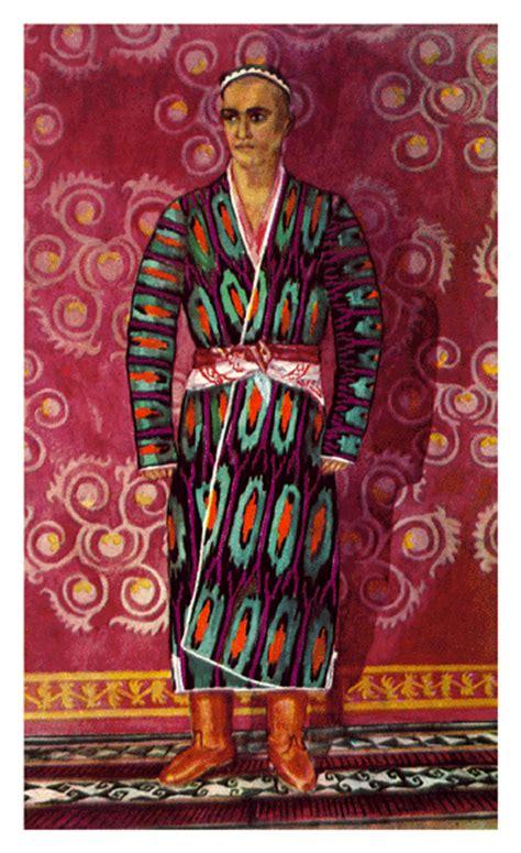 tajik costumes