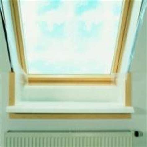 dachfenster fensterbank innen durchdachter dachausbau die innenarbeiten dachdicke