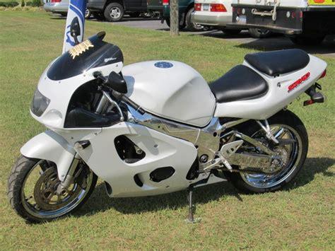 Suzuki Gsxr 750 1998 Buy 1998 Suzuki Gsxr 750 750 Sportbike On 2040 Motos
