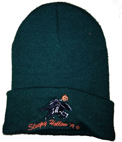 horseman wool hats headless horseman knit cap with cuff