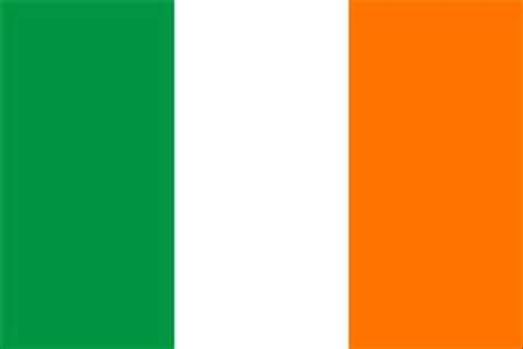 ireland colors ireland flag colors