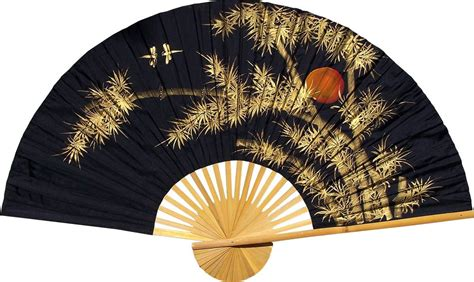 oriental fans wall decor chinese wall fans bamboo moon china underground